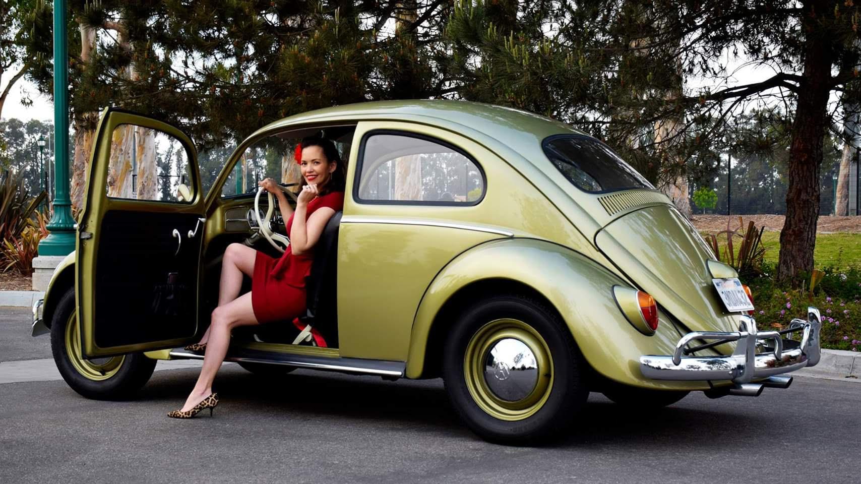 Lanni Rose - 1964 VW Bug - Oxnard, CA
