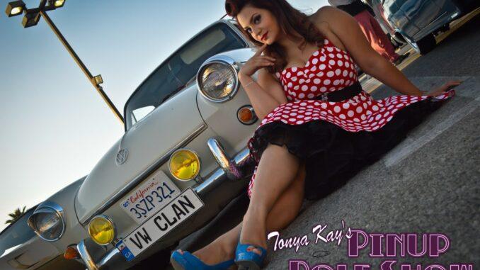 Cherry Rosie with Jose Gabriel's 1969 VW Squareback