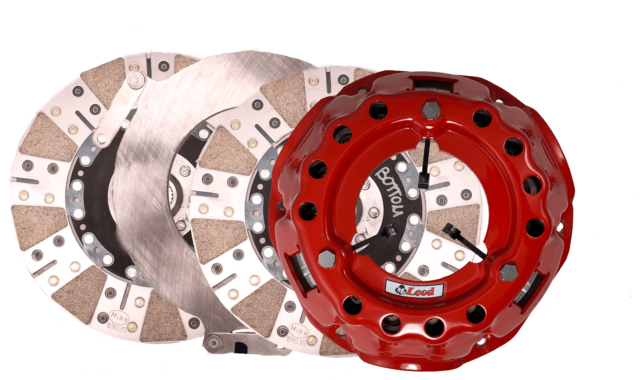McLeod Racing Introduces New SFT 2000 HP Street/Strip Clutch