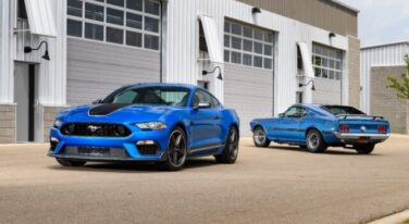 Ford Will Resurrect the Mach -1 Mustang for 2021