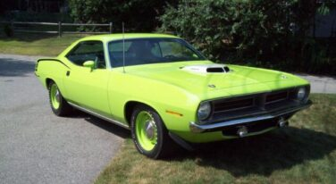 Today's Cool Car Find is an All Original 'Cuda for $400,000