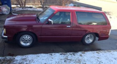 Today's Cool Car Find is this 1990 GMC Jimmy S-15 for $10,500