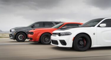 Dodge Announces All New Performance Lineup Including One Year Only 2021 Dodge Durango Hellcat