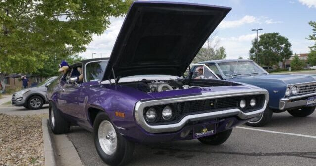[Gallery] Highland Hills Car Show