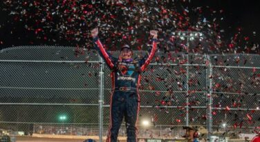 Brandon Sheppard Makes History in Wisconsin