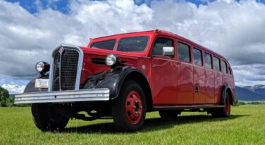 Legacy Classic Trucks Presents this 1937 Kenworth Rainier Tour Bus
