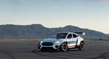 Mustang Mach-E 1400 Revealed as Track, Drift Car