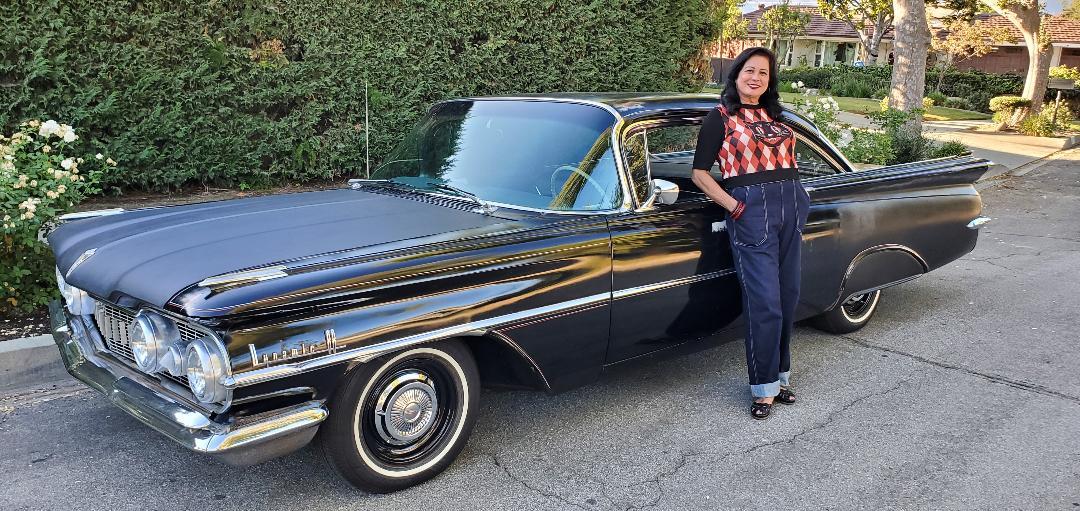 Carmen Castillo - 1959 Oldsmobile Dynamic - Upland, CA