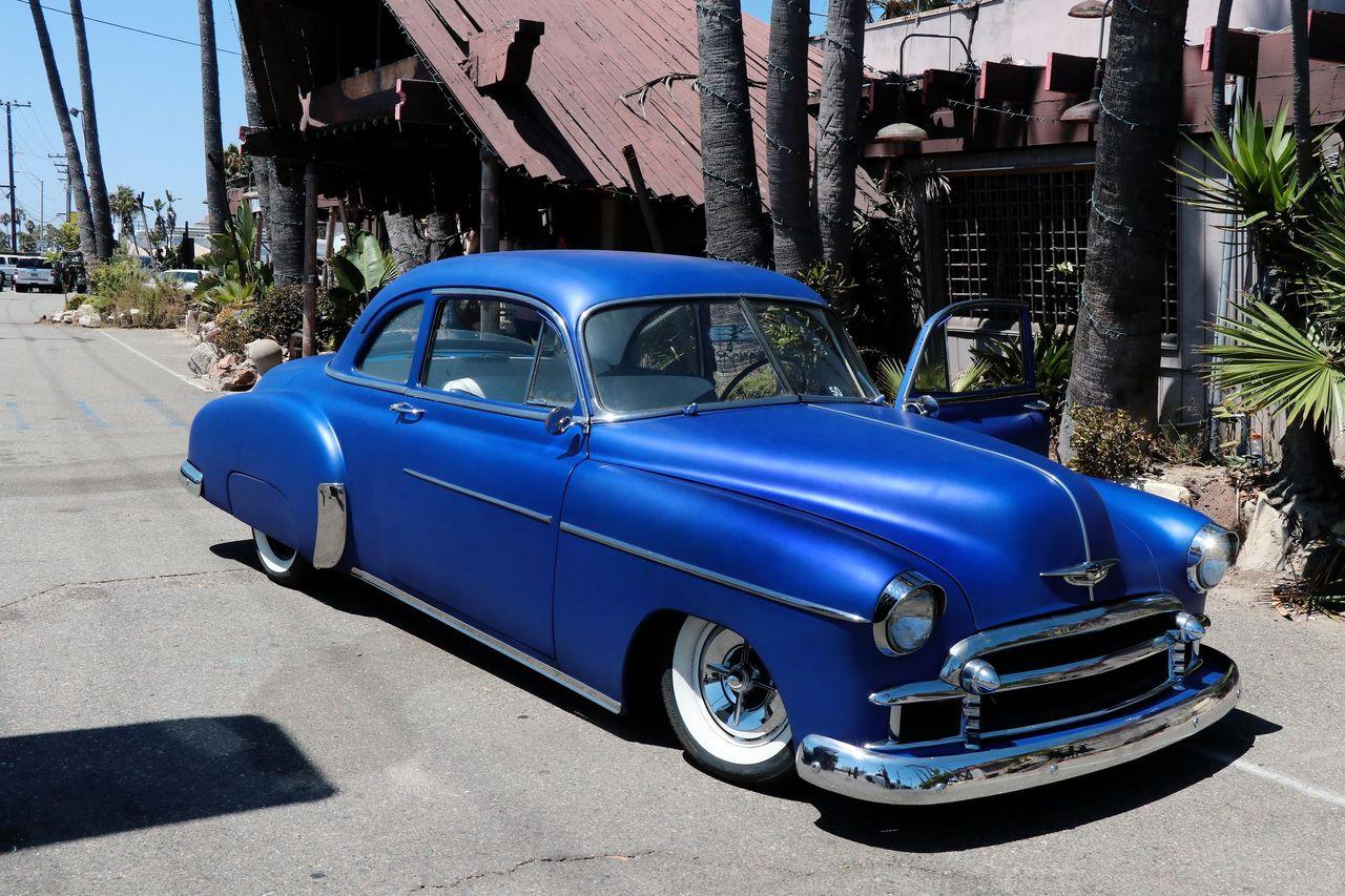 Cherry Girl - 1950 Chevy Styleline Sports Coupe - Huntington Beach, CA