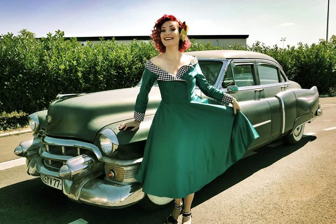 Juliette - 1953 Cadillac - San Diego, CA