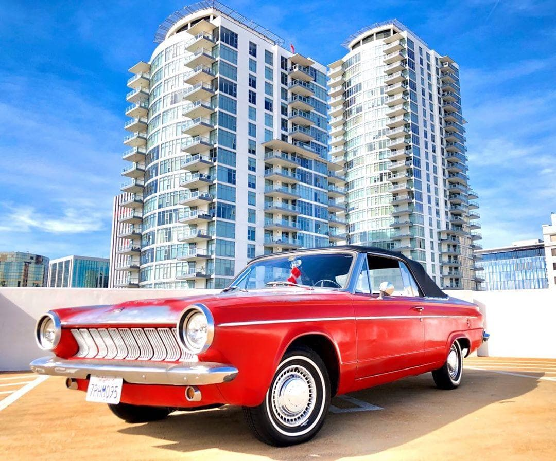 Kitanna Somera -  Kitanna Somera 1963 Dodge Dart Convertible - Long Beach, CA