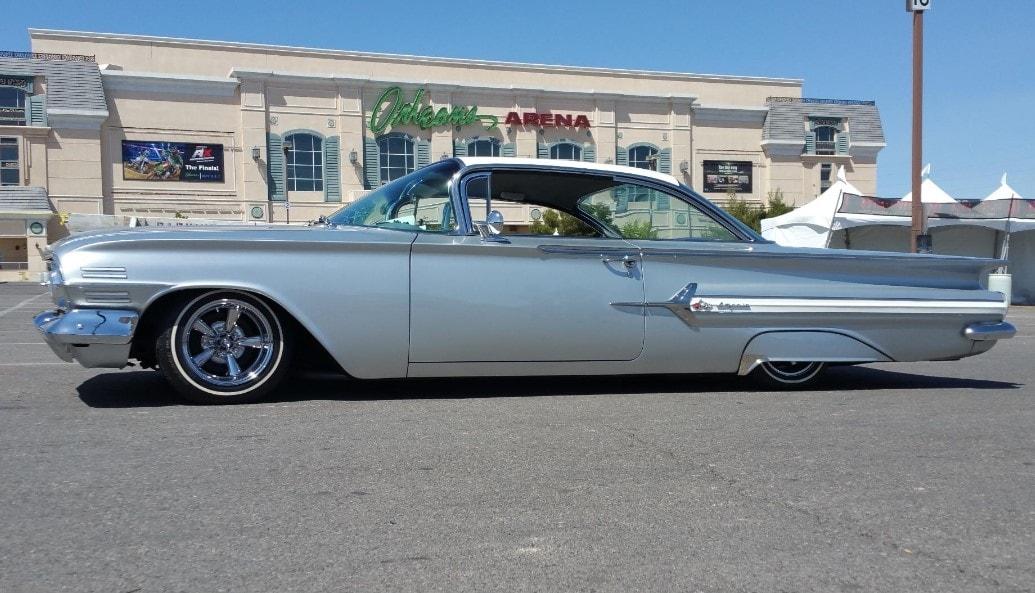 Maribel Medina -  1960 Chevy Impala - Santa Maria CA