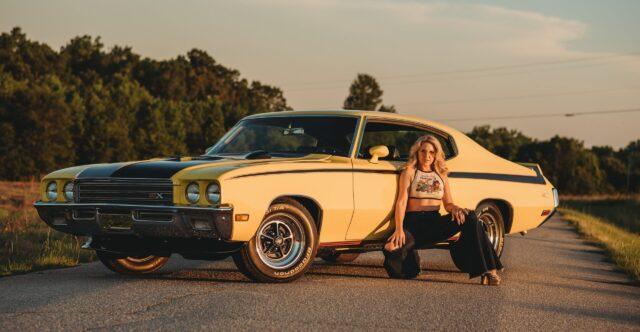 1st Place - Cassandra Porter - Greenville, SC - 1971 Buick GSX