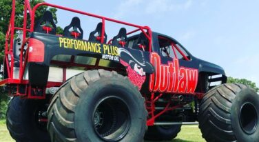 Today's Cool Car Find is this Monster Ride Truck for $65,000