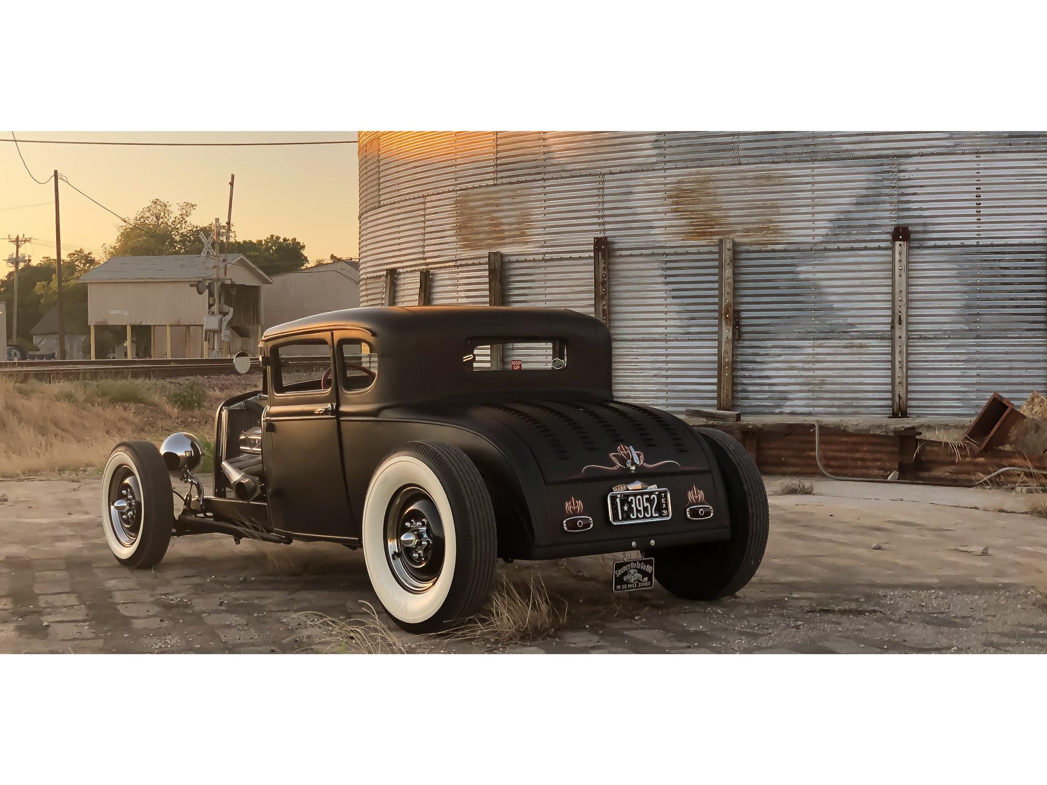 Model A, Hot Rod