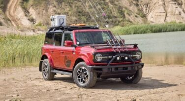 Ford Unveils Bronco Off-Road Concepts and Off-Roadeo Location