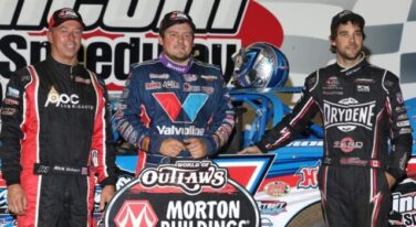 Domination is the Name of the Game for Two World of Outlaws Champions