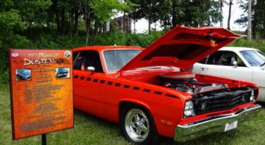 [Gallery] Slinger Speedway Car Show