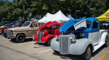 [Gallery] 2020 Street Rod Nationals Cautiously Rolls Through Pandemic