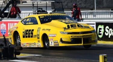 Time for NHRA's Indy 3