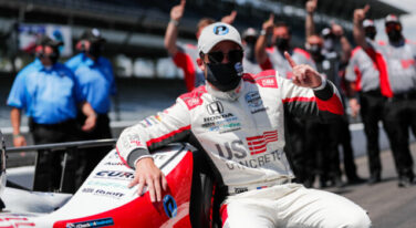 Marco Andretti's Speed Tops All at Indy 500 Qualifying