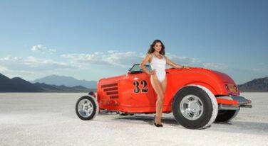 [Gallery] Bonneville Speed Week - Pinups on the Salt 2020
