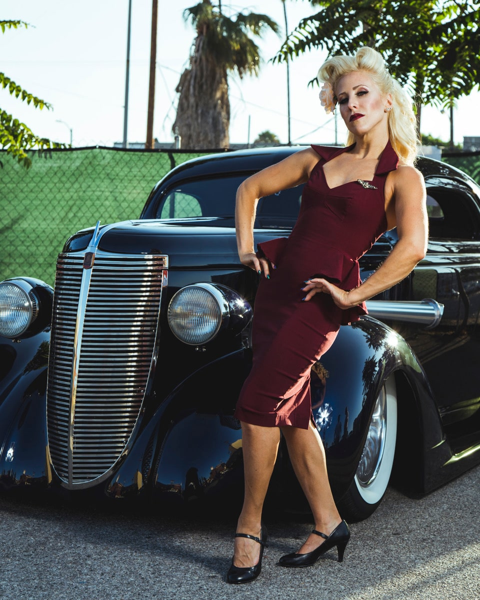 Pinup, Pinup Pole Show