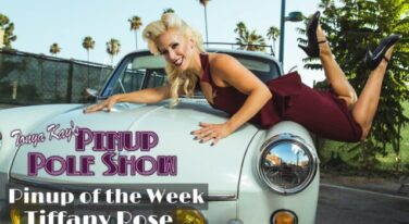 Pinup Pole Show of the Week: Tiffany Rose