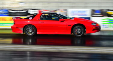 Chevrolet Performance Challenge Series Racers Weather the Rain At NMRA/NMCA Super Bowl