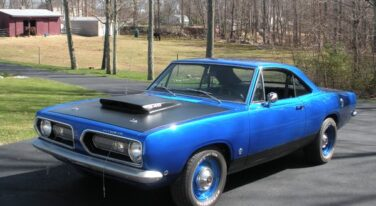 Today's Cool Car Find is this 1968 Plymouth Barracuda $18,500