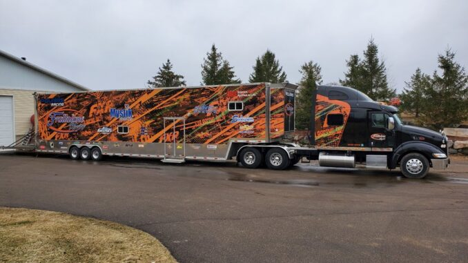 Today's Cool Car Find is this Truck/Trailer for $129,000