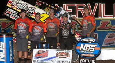 David Gravel and Brandon Sheppard Clash the Competition in Pennsylvania