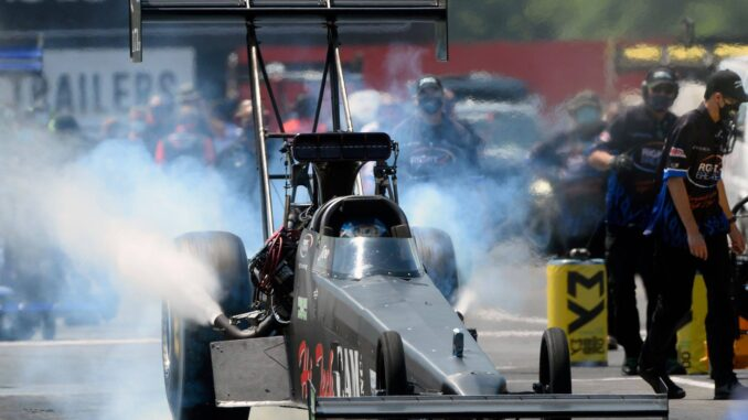 Joe Morrisson NHRA Blog Post 3