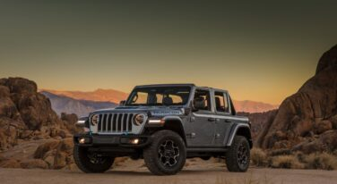 Jeep Goes Electric with Wrangler 4e, Announces 2021 Models