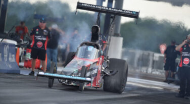NHRA Looks Back and Glances Forward