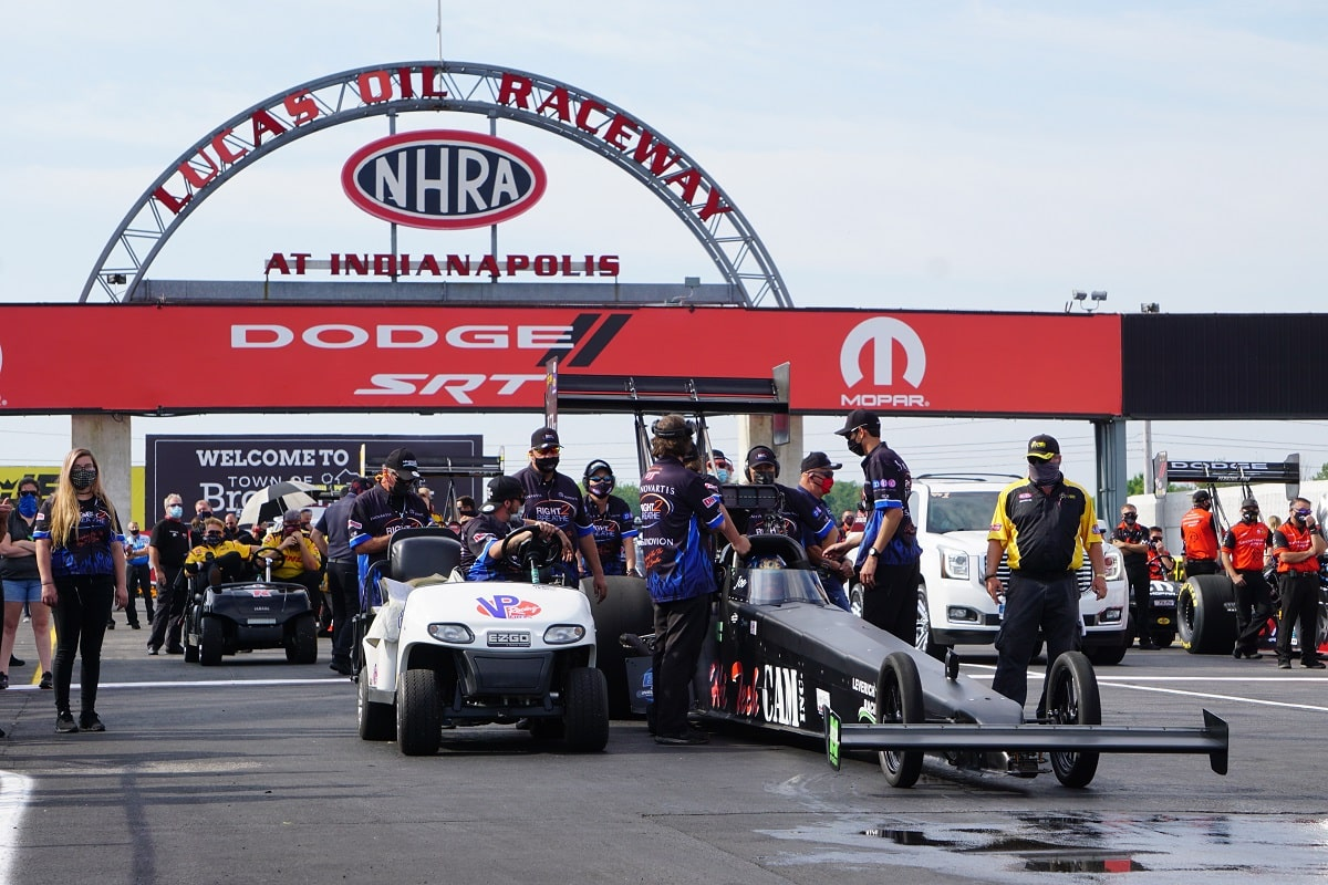 Joe Morrisson NHRA Blog Post 5