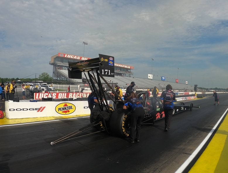 Joe Morrisson NHRA Blog Post 6