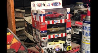 NHRA and Castline Announce Diecast Drag Racers Available in September