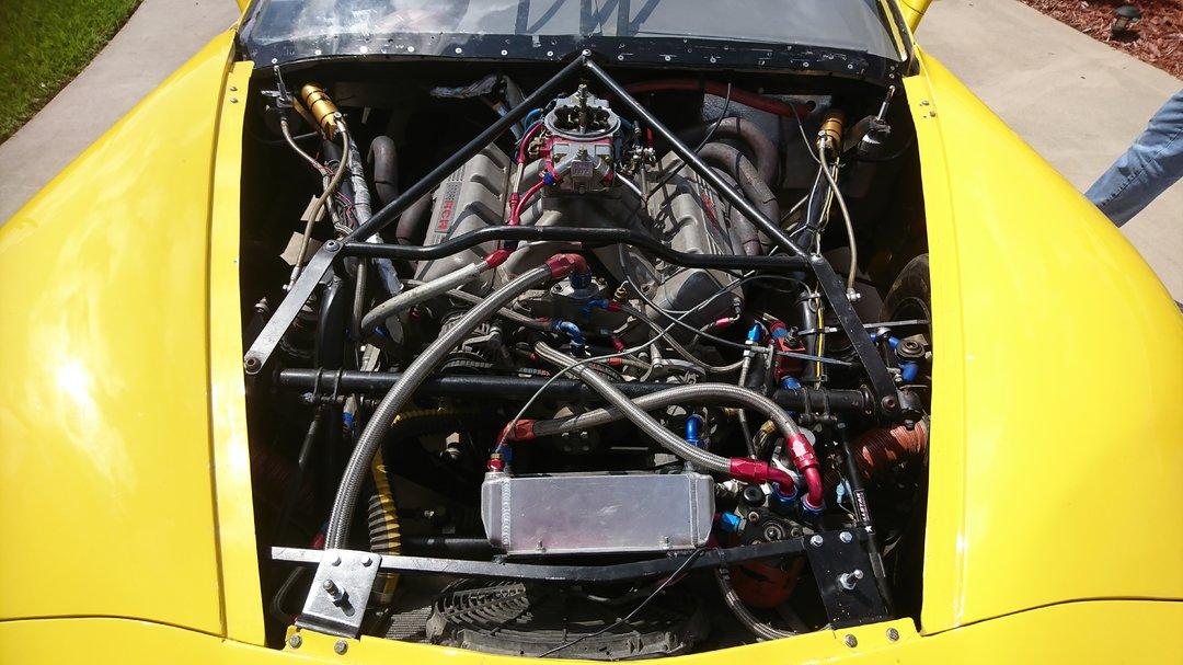 Corvette, NASCAR