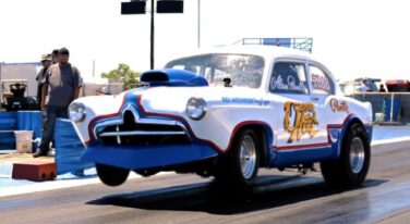 Today's Cool Car Find is this 1951 Henry J Drag Car for $25,000