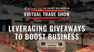 Leveraging Giveaways to Build Partnerships with RacingJunk