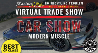 Vote: No Shows No Problem Best in Category - Modern Muscle