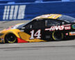 Bowyer Pivots from Driver Seat to Microphone