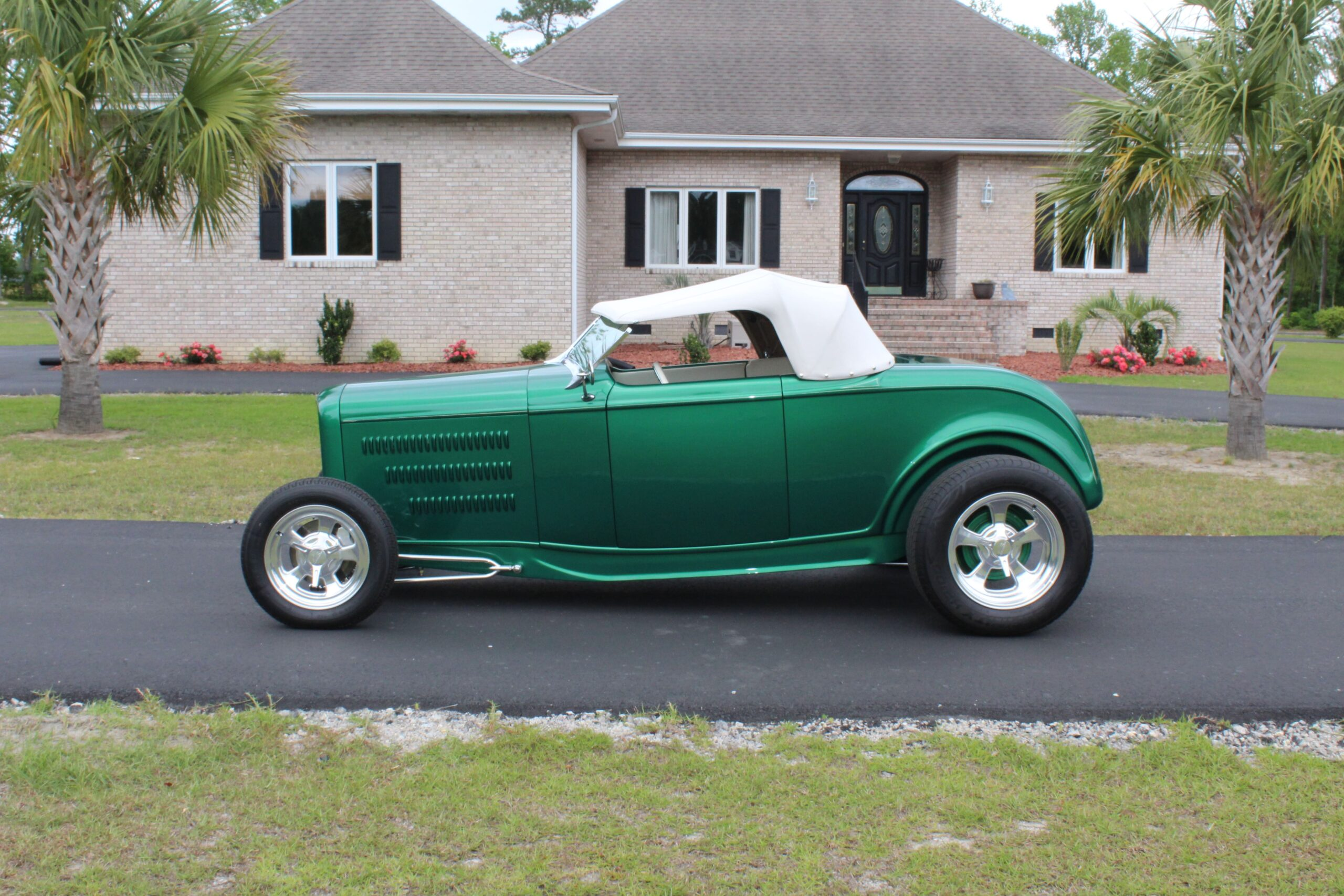 Donald Elliott, Loris, SC - 1932 Ford Roadster