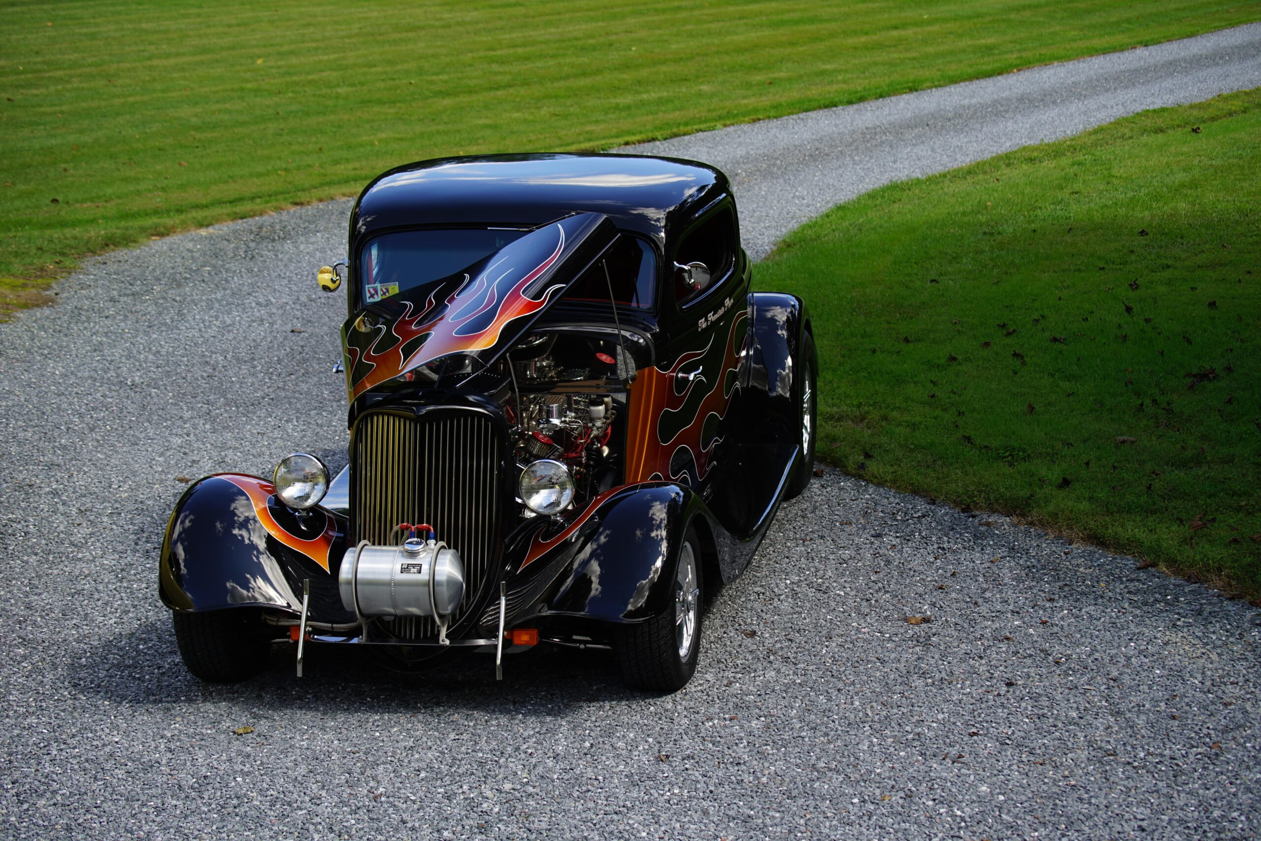 Don Van Bourgondien - Trappe, Maryland - 1934 Ford 3 Window Coupe