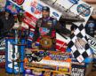 Donny Schatz Drives to Sixth Champion Racing Oil National Open