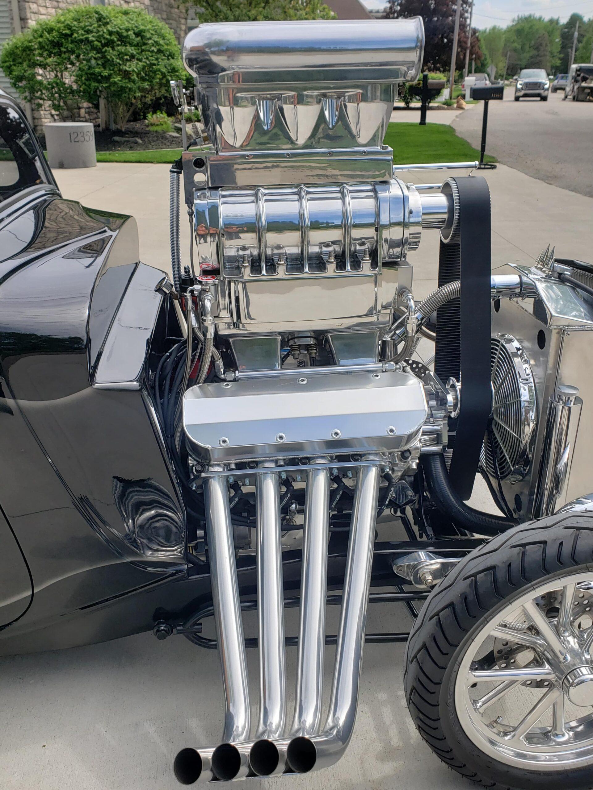 Eric Dean Morse 1934 Ford Coupe Tudor