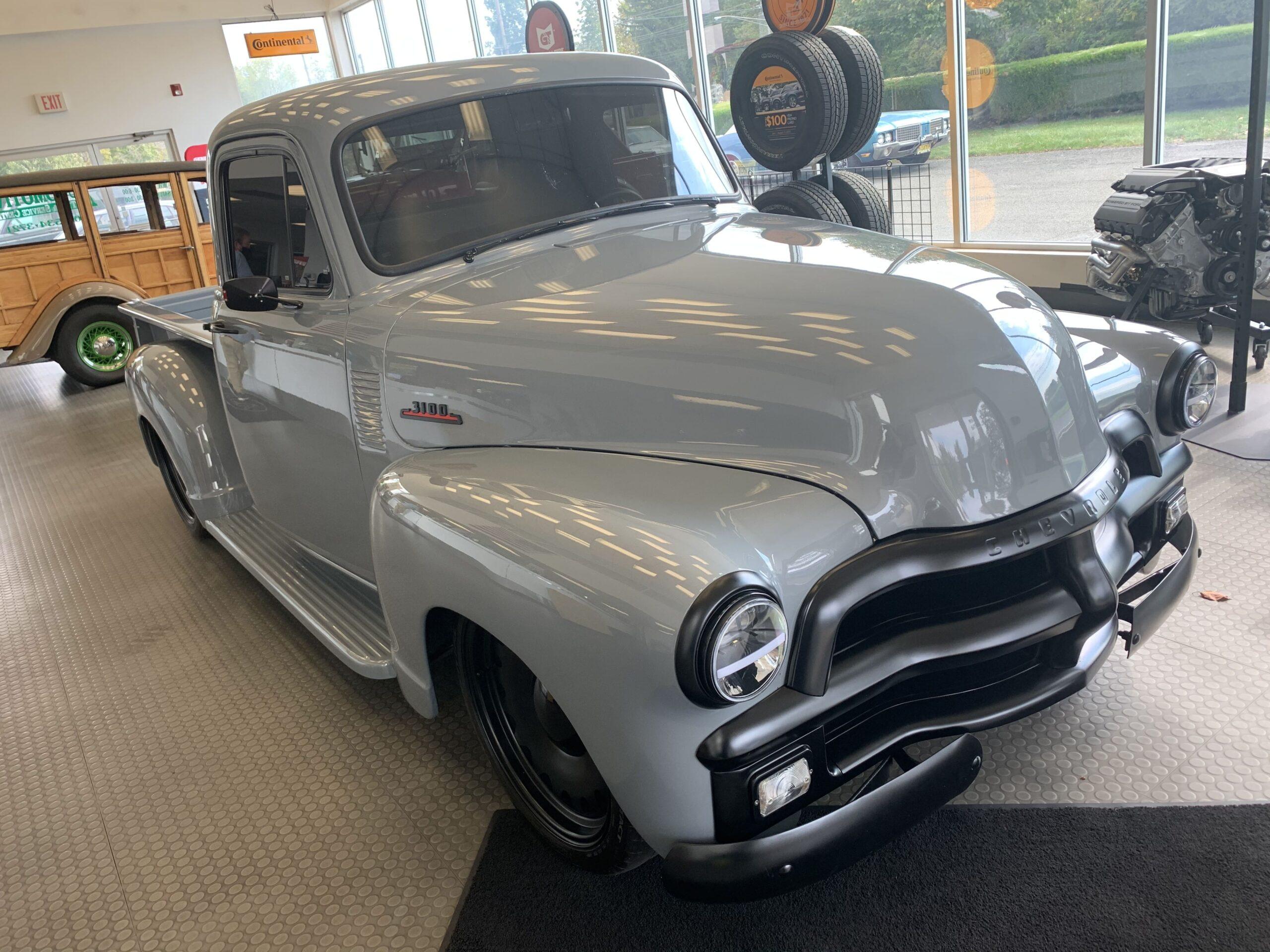 76 Customs 1954 Chevy 3100