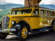 Legacy Classic Trucks' 1936 White Model 706 Yellowstone Tour Bus
