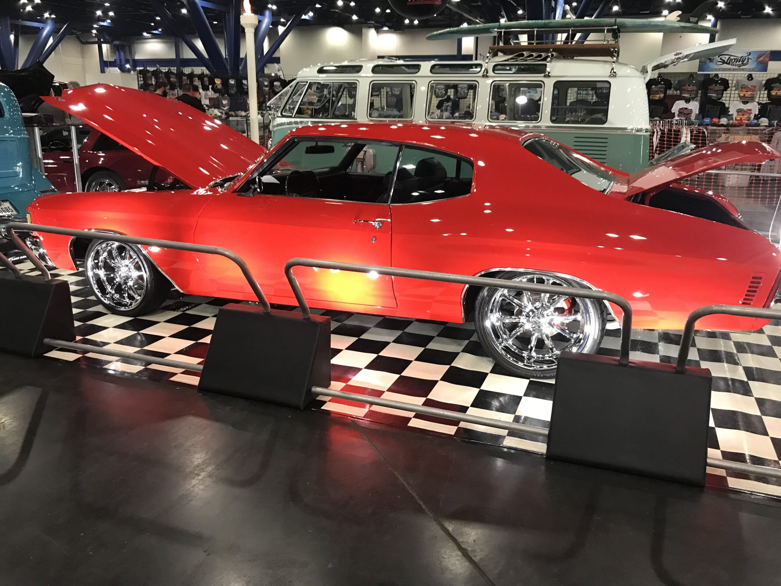 Mark Scott, Pearland, Texas- 1972 Chevy Chevelle
